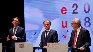 Някои части от британското предложение за Брекзит няма да проработят, заяви Туск