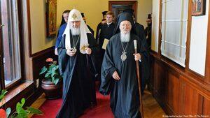 Заради Украйна: война на църквите