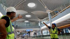 Ужаси на новото летище в Истанбул