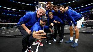 """С победи на Федерер и Зверев отборът на Европа защити титлата си в купа """"Лейвър"""""""