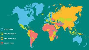 България е между Уганда и Монголия по икономическа свобода