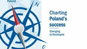 Полша се нареди сред 25-те най-развити икономики в света