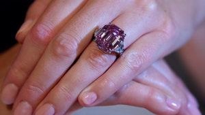 Яркорозов диамант излиза на търг за десетки милиони долари