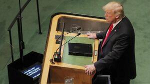 Видео: Смях в залата по време на словото на Тръмп в ООН