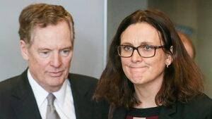 САЩ, ЕС и Япония обявиха единство срещу нелоялните търговски практики