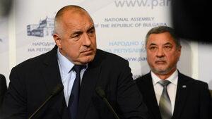 Борисов и Валери Симеонов ще посетят Украйна в началото на октомври