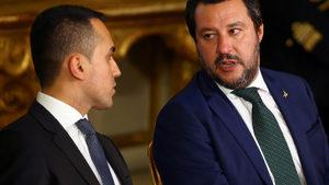 Приемането на бюджета за 2019 г. е първият тест за новото правителство в Италия