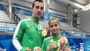 Българските акробати взеха второ злато от младежките олимпийски игри