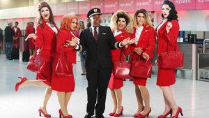 Авиокомпанията на Ричард Брансън ще използва ЛГБТИ екипаж за полет от Лондон до Ню Йорк