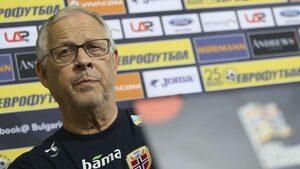 Лагербак: За пръв път от много време българският отбор играе с такъв хъс