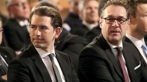 В Австрия коалицията на консерватори и крайнодесни повдига въпроси, но няма конкуренти