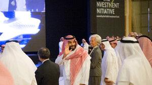 """Саудитският """"Давос в пустинята"""" остана без ключови партньори заради изчезналия журналист"""