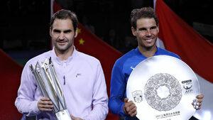 Надал посочи Федерер като най-великия в историята