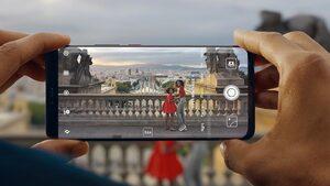Новият смартфон на Huawei предлага революционни промени в дисплея