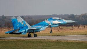 Американски пилот загина в украински Су-27 на маневри с НАТО в Украйна