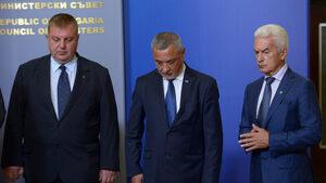 НФСБ поиска оставката на Сидеров и го обвини, че работи само за интересите на Русия