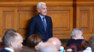 Сидеров очаква добри резултати на евроизборите и без партията на Валери Симеонов