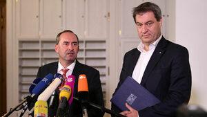 """Баварските консерватори вървят към коалиция със """"Свободни избиратели"""""""