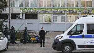 Нападателят в Керч вероятно има съучастници, каза премиерът на Крим