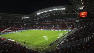 Руски клуб е изхвърлен от евротурнирите за нарушаване на финансовия феърплей