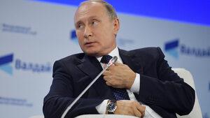 Путин: Руснаците ще идат в рая в случай на ядрена война