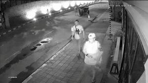 Двама туристи в Тайланд може да получат до 10 години затвор за графити