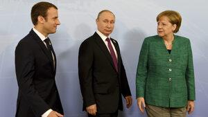 Ердоган, Меркел, Макрон и Путин ще обсъдят сирийския конфликт в Истанбул на 27 октомври