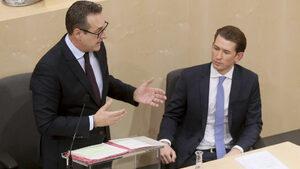 Австрийският парламент ще гласува вот на недоверие срещу Курц в понеделник