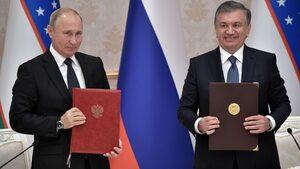 Русия започна да строи първата атомна централа на Узбекистан