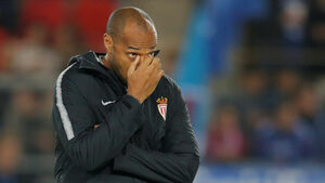 """Анри дебютира със загуба начело на """"Монако"""""""