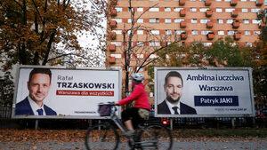 Местните избори в Полша затвърдиха разделението между големите градове и провинцията