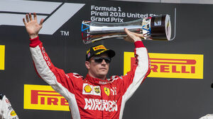 Райконен подобри рекорда за най-голяма пауза между победи във Формула 1