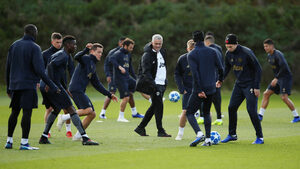 """Битката в Шампионската лига се подновява с дуел между """"Манчестър юнайтед"""" и """"Ювентус"""""""