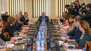 Горанов дава на съдебната власт със 100 млн. лв. по-малко, отколкото тя иска за 2019 г.