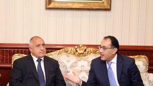 Борисов изрази желание за взаимноизгодни отношения с Египет във всички области