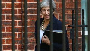 Споразумението за Брекзит е готово на 95% увери Тереза Мей