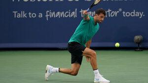 С настроение Григор Димитров започва турнира във Виена