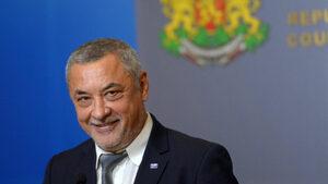 НСО отказа да отговори на Валери Симеонов защо охранява Ахмед Доган