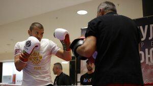 Тервел Пулев е сменил треньора си преди мача за европейската титла