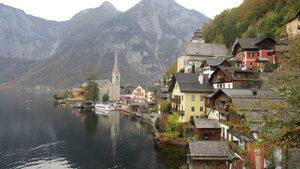 Фотогалерия: Най-китното градче в Австрия и неговите китайски почитатели