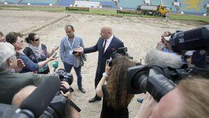 Кандидатурата за световното по футбол ще промени плана за нов стадион в София