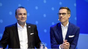 Като мач между Германия и Финландия: ЕНП решава кой ще се състезава за поста на Юнкер