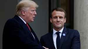 Франция е съюзник на САЩ, а не техен васал, заяви Макрон