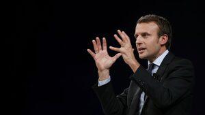 Движението на Макрон се обедини с либералите за евроизборите