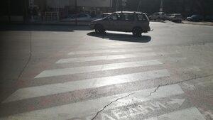 Вместо за 40 дни за година на опасна пешеходна пътека се появи светофар