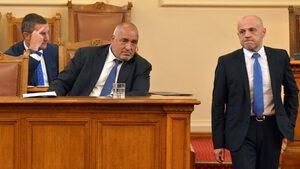 Според Борисов бонусите в администрацията са нужни, за да има кой да работи в нея