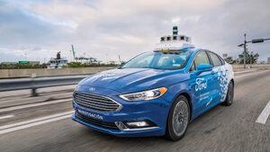 Ford търси милиарди долари инвестиции за автономни автомобили