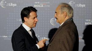 Либийската среща в Палермо сблъска Италия и Франция и изолира Турция и Катар