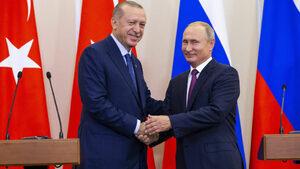 """Путин и Ердоган отбелязват в Истанбул завършването на морския участък на """"Турски поток"""""""