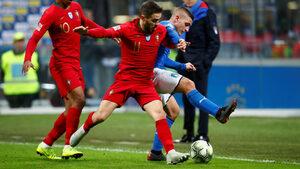 Португалия се класира за финалната четворка в Лигата на нациите